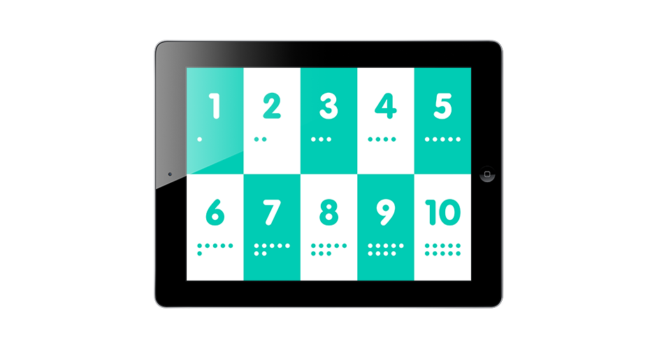number-ipad